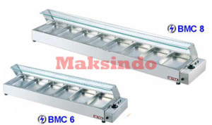 Bain Marie Counter Table 2