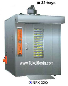 Gas Rotary Oven 2
