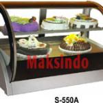 Jual Mesin Countertop Cake Showcase di Denpasar, Bali