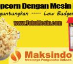 Jual Mesin Pembuat Popcorn di Denpasar, Bali