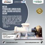 Jual Mesin Giling Aneka Bahan di Denpasar, Bali