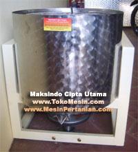 Mesin Vacuum Frying Kapasitas 1.5 kg 3