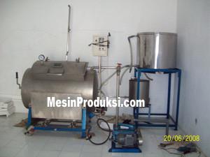 Jual Mesin Vacuum Frying Kapasitas 25 kg di Denpasar,Bali