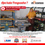 Jual Continuous Sealer dan Gas Filling di Denpasar, Bali