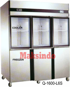 Mesin Combi Cooler-Freezer  2