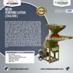 Jual Mesin Penepung (Disk Mill) di Denpasar, Bali