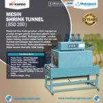Jual Mesin Shrink Untuk Pengemasan Produk Dalam Plastik di Bali
