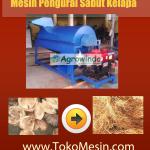 Jual Mesin Pengolah Sabut Kelapa di Denpasar, Bali