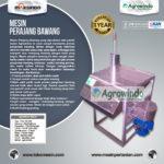 Jual Mesin Perajang Pisang di Denpasar