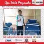 Jual Mesin Mixer Pakan Ternak (model horizontal mixer / Ribbon Mixer) di Bali