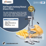 Jual Alat Pengiris Kentang Manual (french fries) di Bali