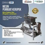 Jual Mesin Pembuat Kerupuk (Mixer dan Cetak) di Bali