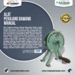 Jual Alat Perajang Bawang Manual di Bali
