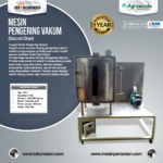 Jual Mesin Vacuum Drying (Pengering Vakum) di Bali