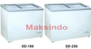 jual mesin freezer sliding flat maksindo0