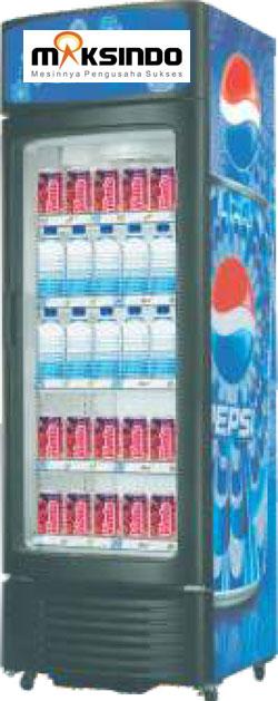 Jual Mesin Display Cooler (lemari pendingin) di Bali