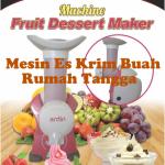 Jual Mesin Es Krim Buah Rumah Tangga di Bali