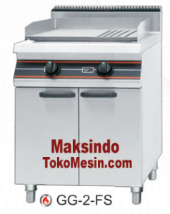 mesin-griddle-cabinet-2fs-tokomesinbali