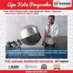 Jual Mesin Pengaduk Bumbu (Hexagonal) di Bali