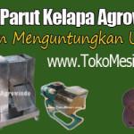 Jual Mesin Parut Kelapa Mini di Bali