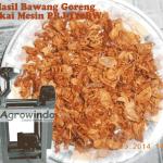 Jual Mesin Pengiris Bawang Merah di Bali