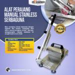 Jual Alat Perajang Manual Stainless Serbaguna di Bali