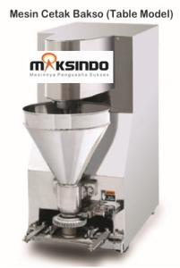 Jual Mesin Cetak Bakso Mini (Table Model) – MCB-200B di Bali