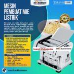 Jual Mesin Pembuat Mie Listrik – MKS-140 di Bali