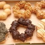 Jual Mesin Pembuat Donut Bentuk Flower (listrik) di Bali