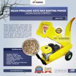 Jual Mesin Perajang Kayu dan Ranting Pohon – AGR-CP15 di Bali