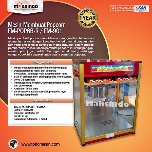 mesin-popcorn-untuk-membuat-popcorn-fm-pop6b-r-atau-fm-901