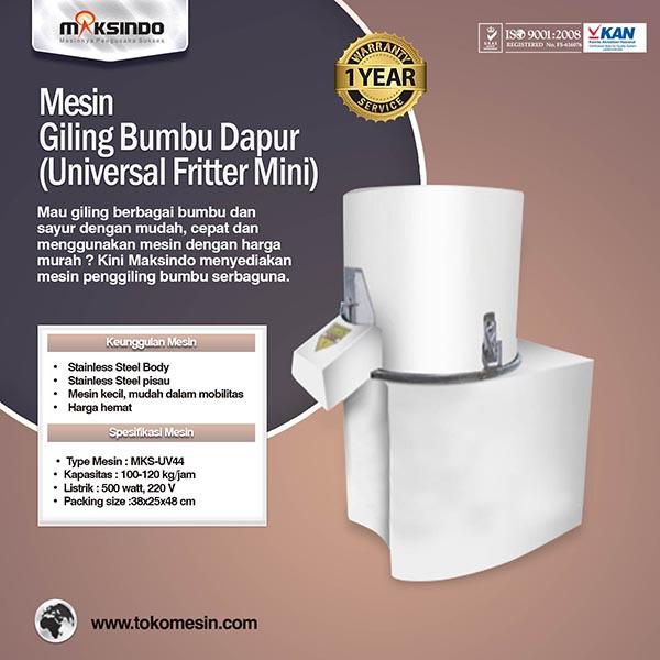 mesin-giling-bumbu-dapur-universal-fritter-mini-mks-uv441