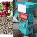 Jual Mesin Pengupas Kulit Kopi (pulper) – AGR-PLP150 di Bali