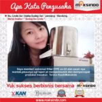 Jual Mesin Giling Bumbu Dapur (Universal Fritter Mini) di Bali