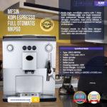 Jual Mesin Kopi Espresso Full Otomatis – MKP60 di Bali