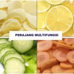 Jual Perajang Manual MULTIFUNGSI Kentang, Singkong dan Sayuran di Bali