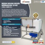 Jual Mesin Dough Mixer Serbaguna 15 Kg (MKS-DMIX15) di Bali