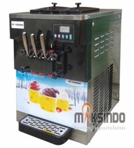 Mesin Krim 3 Kran Kompressor Aspera NEW MODEL (ICM-925)