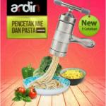 Jual Alat Cetak Mie dan Pasta Manual Stainless (ARDIN) di Bali