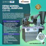 Jual Cetak Samosa, Pastel, Dumpling (CDS-60) di Bali