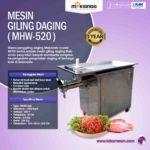 Jual Mesin Giling Daging MHW-520 di Bali