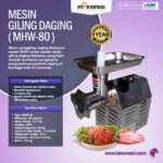 Jual Mesin Giling Daging MHW-80 di Bali