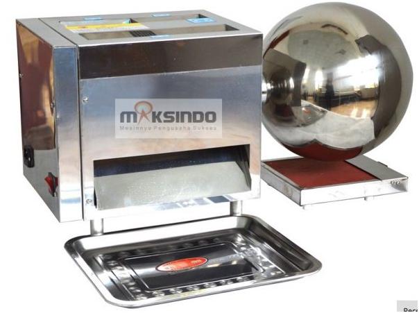 Mesin-Pembuat-Pill-Bulat-Herbal-FMS99-2-tokomesin