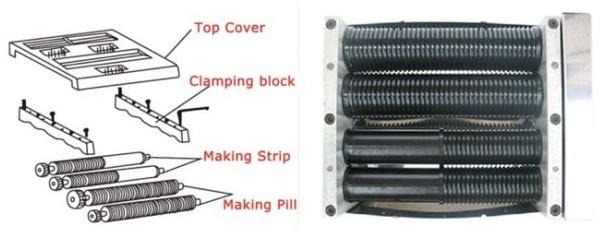 Mesin-Pembuat-Pill-Bulat-Herbal-FMS99-5-tokomesin
