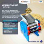 Jual Mesin Cetak Mie (MKS-200) di Bali