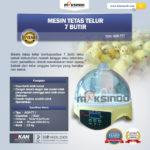 Jual Mesin Penetas Telur 7 Butir di Bali