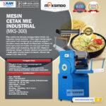 Jual Mesin Cetak Mie Industrial (MKS-300) di Bali