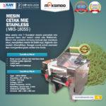 Jual Mesin Cetak Mie Stainless (MKS-180SS) di Bali