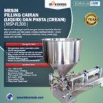 Jual Mesin Filling Cairan dan Pasta – MSP-FL300 di Bali