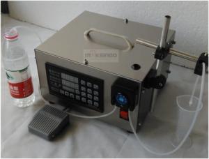 Jual Mesin Filling Cairan Otomatis (MSP-F100) di Bali